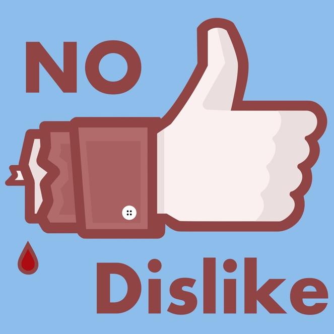 No dislike